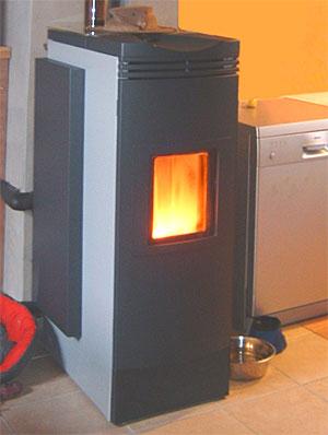 Argyll woodfuels wood pellet stove reviews - Pellet stoves clean comfort ...